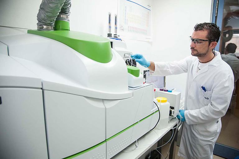 Labor spezialisiert auf Pflanzenfruchtbarkeit